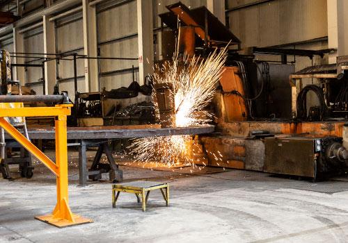 Flash butt welding