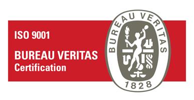 Bureau Veritas - ISO 9001